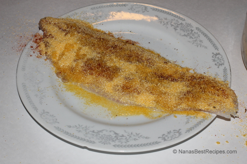 Cornmeal Crusted Basa-002