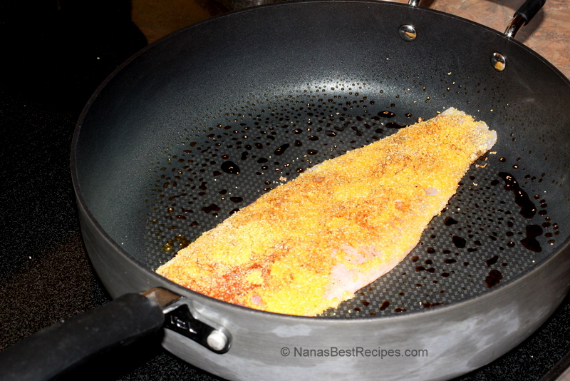Cornmeal Crusted Basa-003