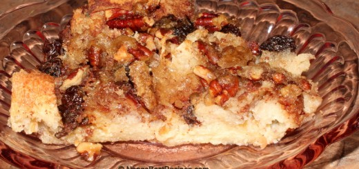 bread pudding 1