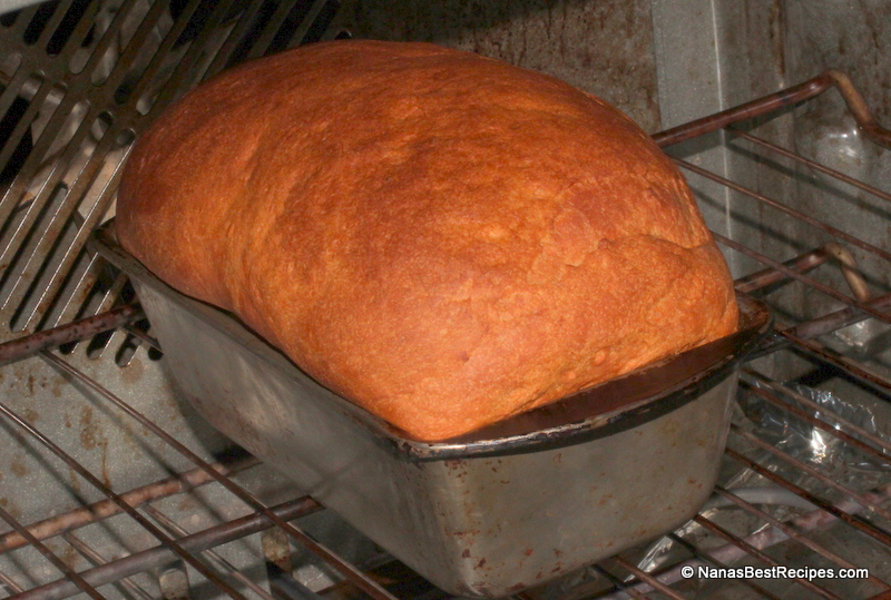 Honey Buttermilk Bread and Buns-006