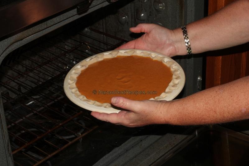 Orange Pumpkin Pie-006