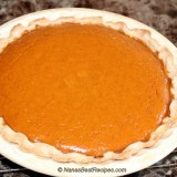 Orange Pumpkin Pie-007