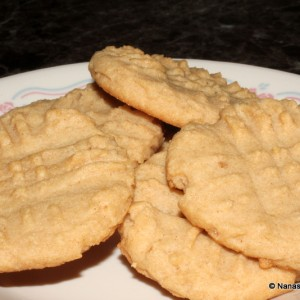 Peanut Butter Cookies-003