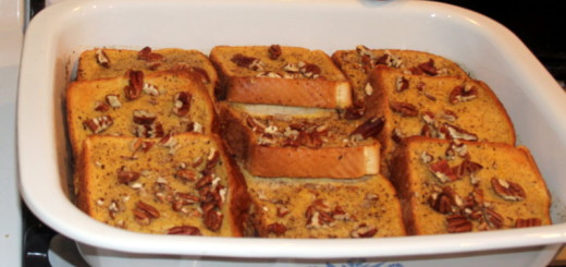 Oven French Toast 1