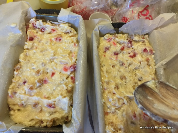Light Fruit Cake Nanas Best Recipes