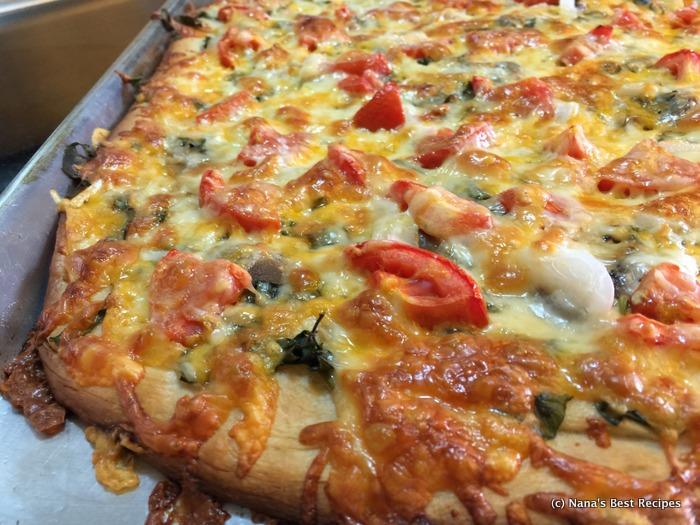 123 Pizza Dough