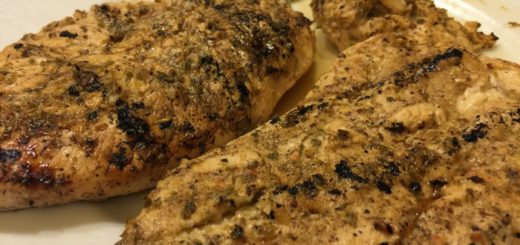Greek Lemon & Oregano Chicken Breasts-017