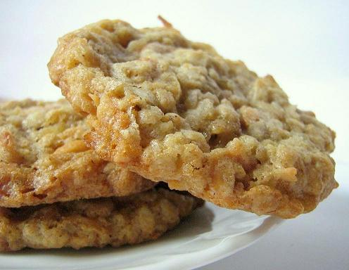 Granny's Oatmeal Cookies