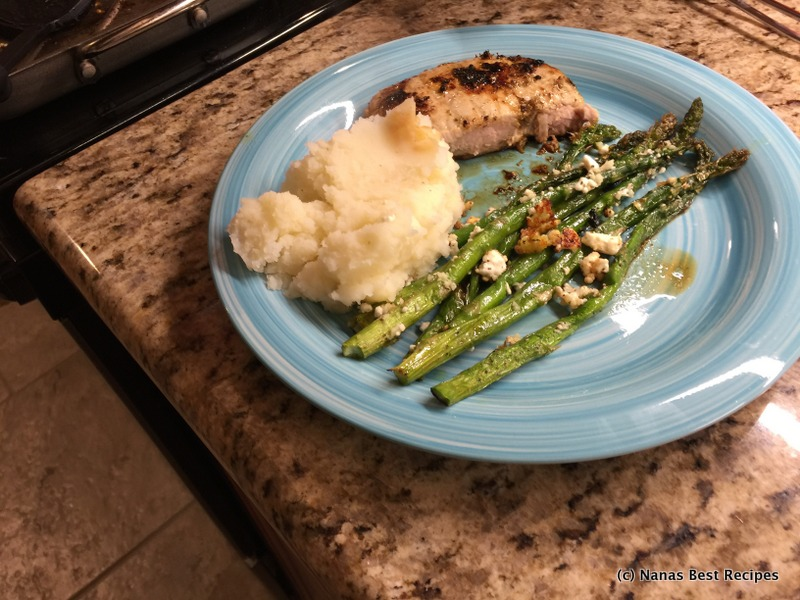 Oven Roasted Asparagus - Nana's Best Recipes