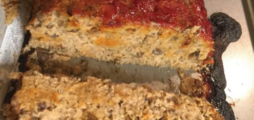 Moist Turkey Meatloaf