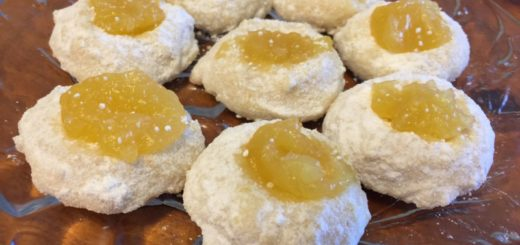 Lemon Thumbprint Cookies-015