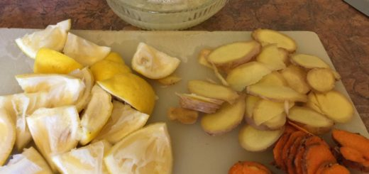 Lemon Ginger Turmeric Tea-002