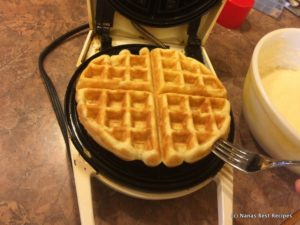 Sourdough Waffles-007