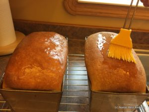 Basic Sourdough Bread-011